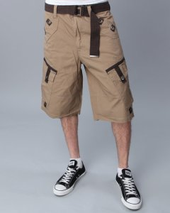 Shorts with Converse