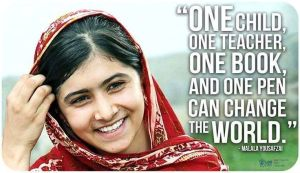 Hero_Malala_QUOTE 17 Year old Nobel Peace Prize Winner
