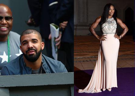 Drake and serena dating