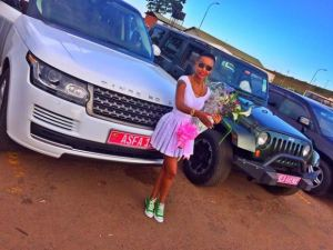 HUDDAH IS THE NEW QUEEN OF KAMPALA (PICS)