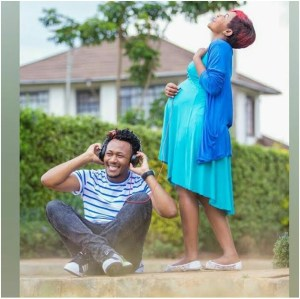 NEW PARENTS IN TOWN;DJ MO AND SIZE 8