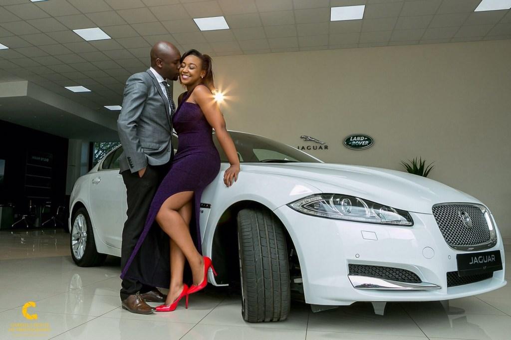 Celebrity couples we've had in Kenya