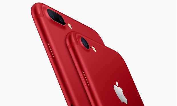 Red A Red iPhone 7 is Here!