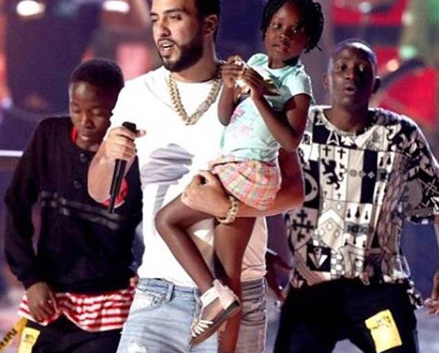 They made it: Ghetto Kids perform with French Montana at the BETs