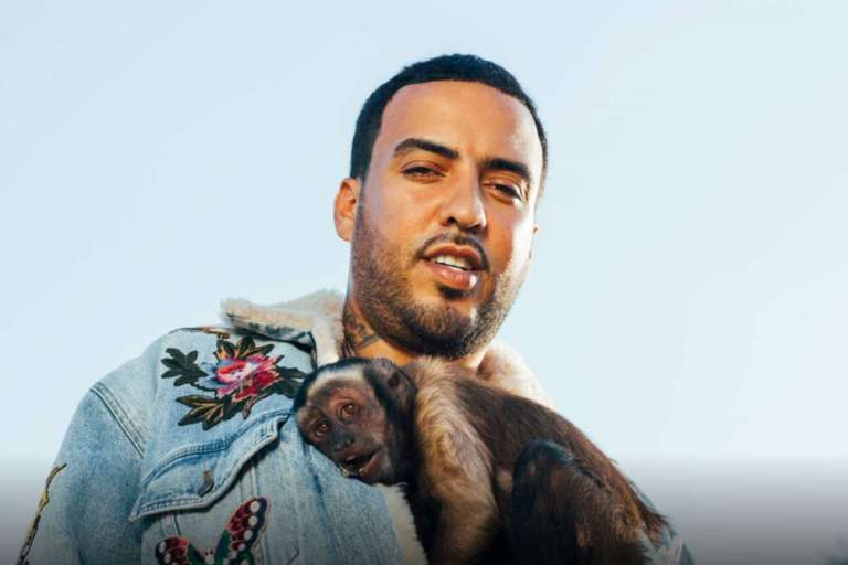 French Montana shout outs Kenyan teens at his performance