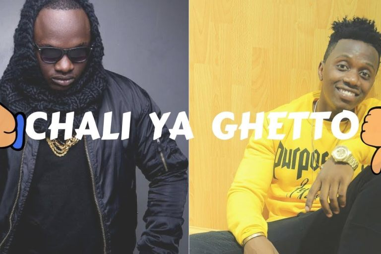 Khaligraph pulls down his video with RayVanny