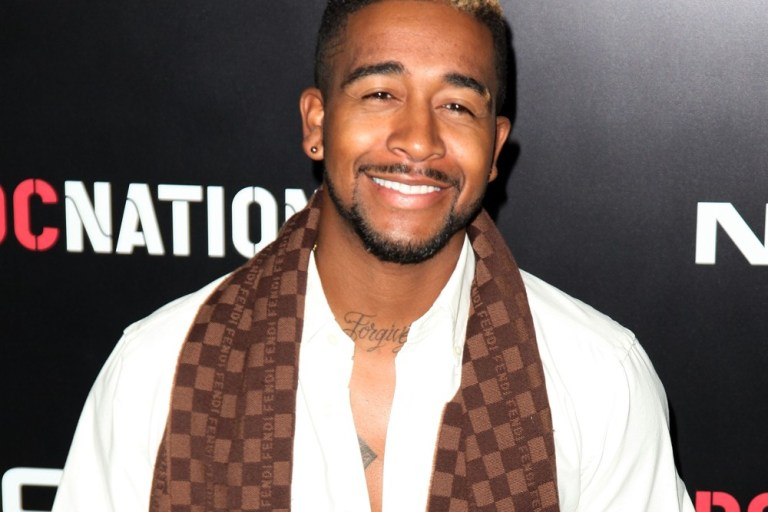 This is how it went down at Omarion's concert last night  (Photos)