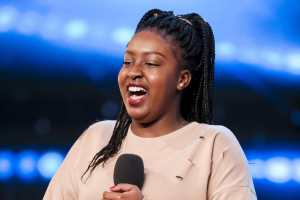 Sarah Njoki finishes off at 7th place at Britain's Got Talent