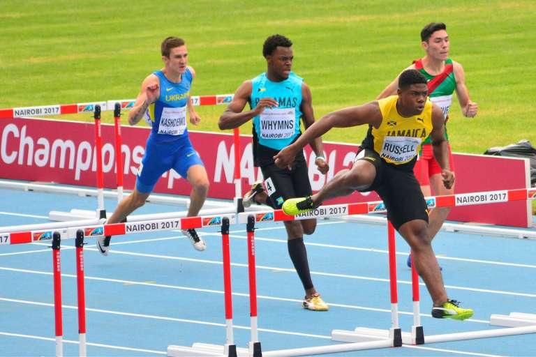 IAAF U-18 DAY 2; HOW IT WENT DOWN (Photos)