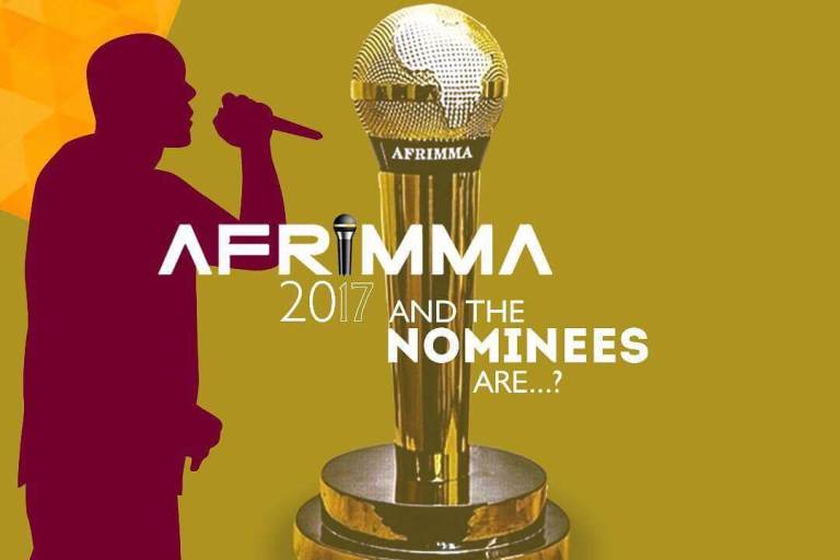 AFRIMMA Awards 2017 Nominees Full List