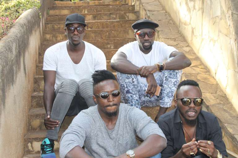 'We've been friendzoning people a lot', Sauti Sol say inspiration behind new song (Video)