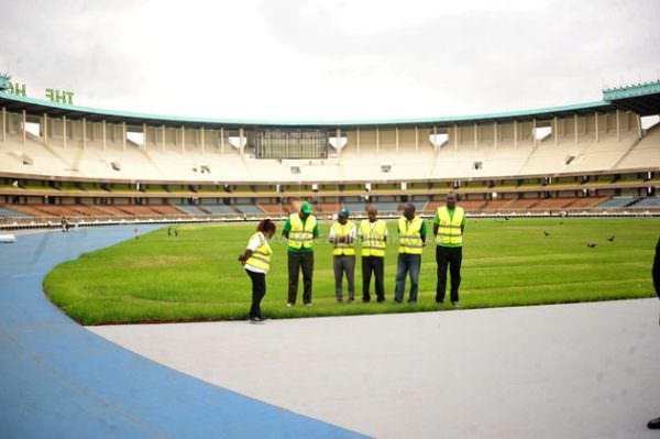 World U-18 dry run takes place at Kasarani: Are we set?