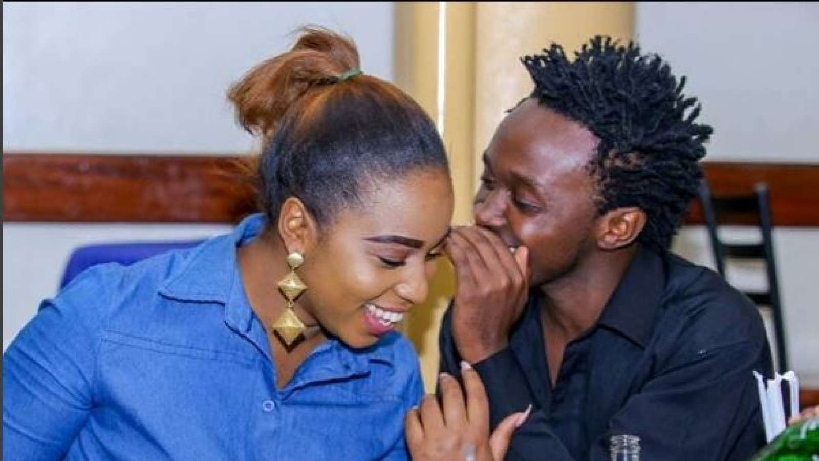 Bahati: Diana and I will have our wedding in August - The