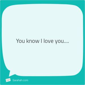 Crazy messages on Sarahah!