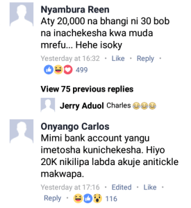 chipukeezy Would you pay 20k to watch Kevin Hart?: Kenyans' hilarious reactions!