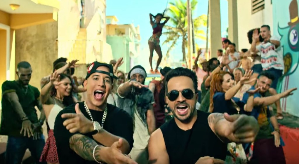 Despacito is now the most viewed video in YouTube history