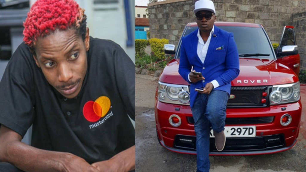 I got you your first interview, Eric Omondi to Khali