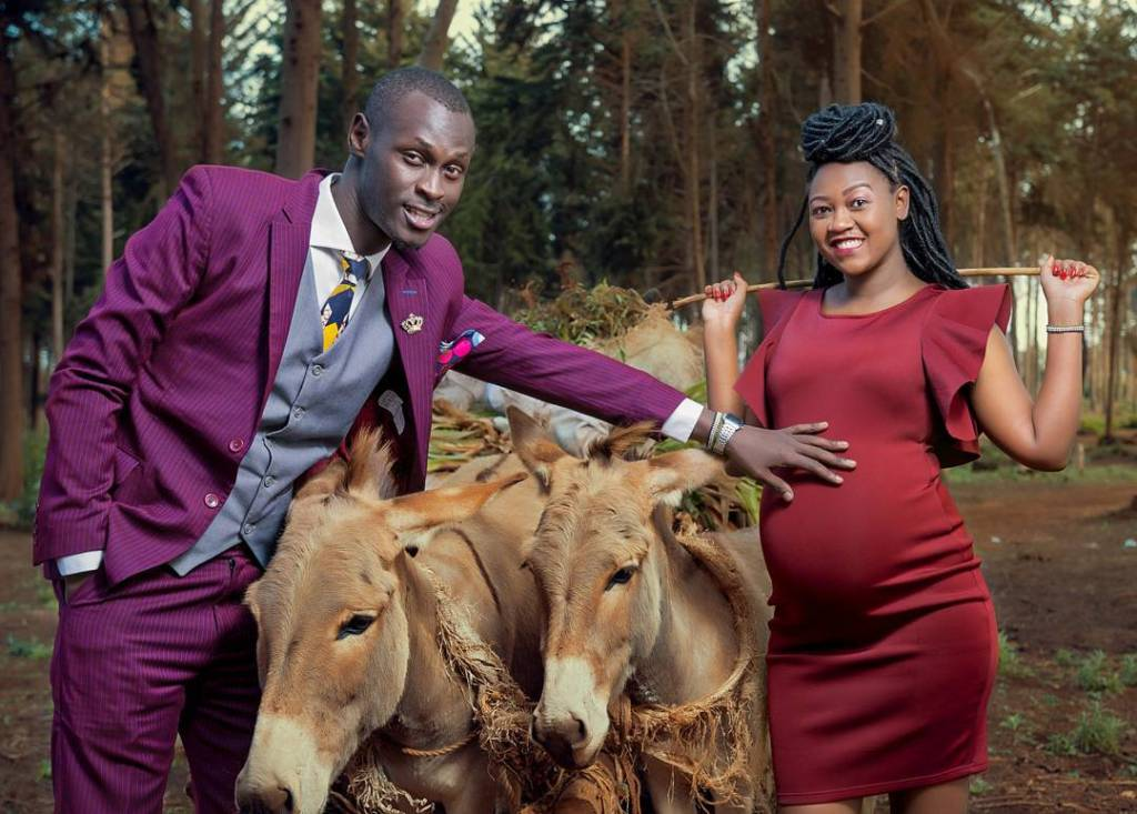King Kaka about to be a father for the 3rd time! (Photos)