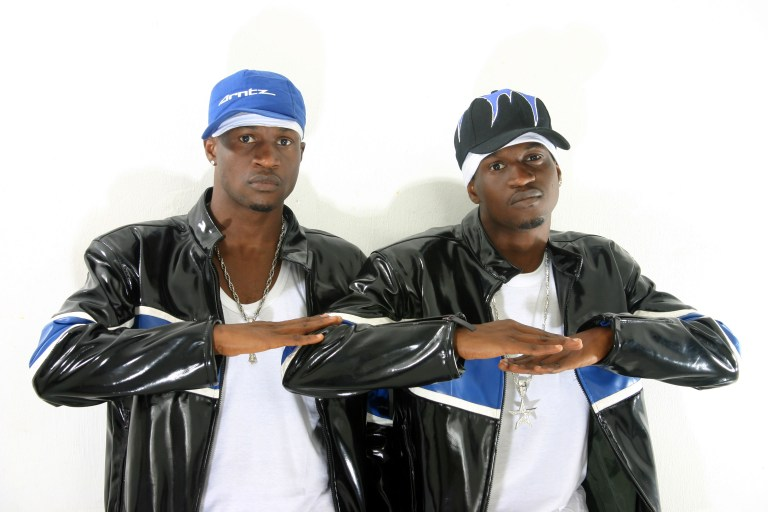 P-Square brothers fight; it's over fellas!