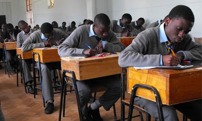"""""""I hereby withdraw from taking part in this year's KCSE"""""""
