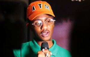 SA's Rapper Emtee treats us to a show of his phallus live on Instagram