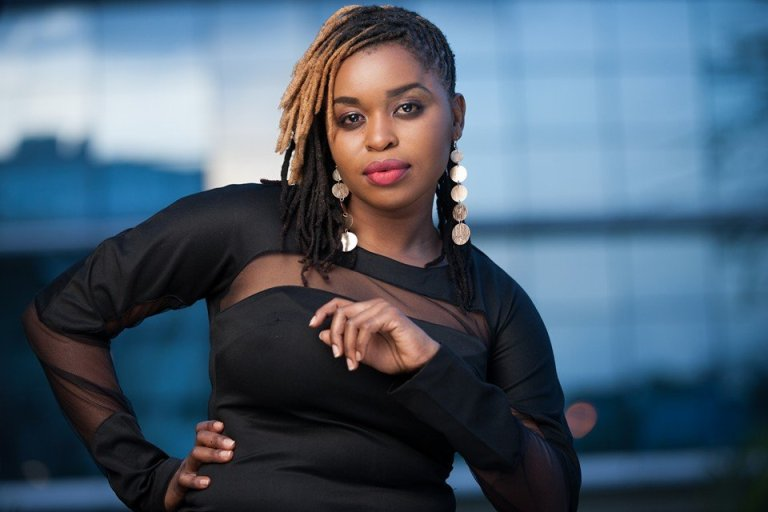 J Blessing left her for Chantelle, Mwende Macharia speaks out