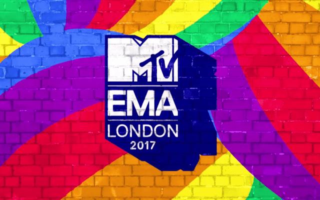 Winners from #MTVEMA 2017 Awards