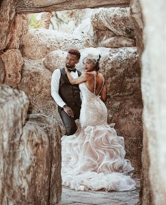 Konshens weds at Miami beach- photos