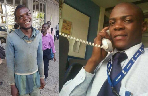 Street boy who picked KES 200K and returned to owner is dead