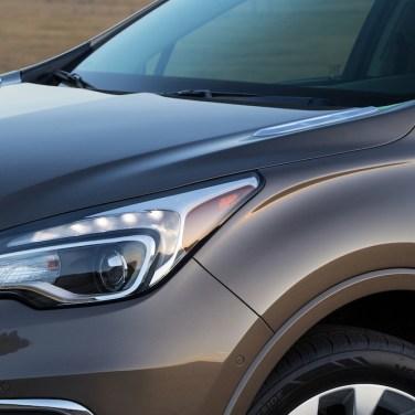 2016 Buick Envision Headlight