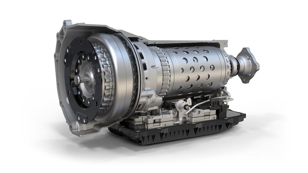 2019 Ram 1500 Torqueflight Eight Speed Transmission