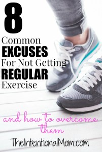 8 Common Excuses For Not Getting Regular Exercise – MYM Day 11