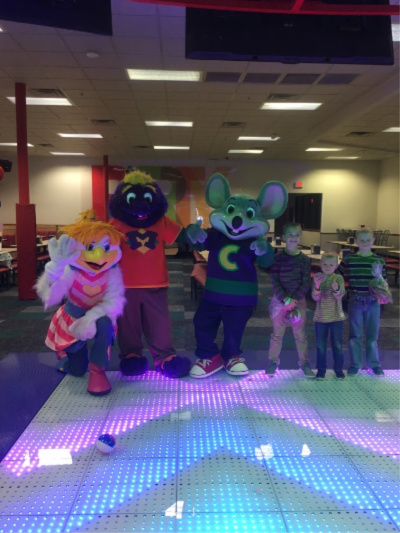 Chuck E Cheese Dance Floor The Intentional Mom