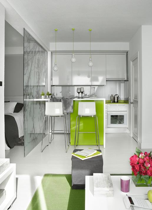 40 metri quadri di puro stile Ikea