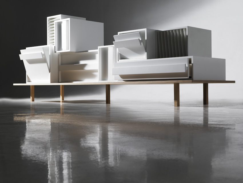 Container Deconstructed Design Sideboard