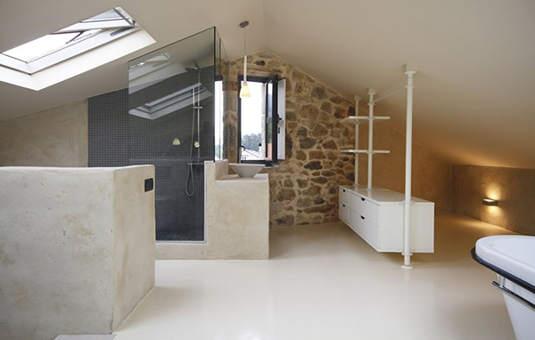 Dom Arquitectura un interior design moderno per unantica