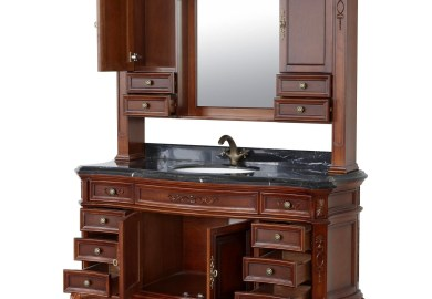 Antique Bathroom Vanities With Vessel Sinks