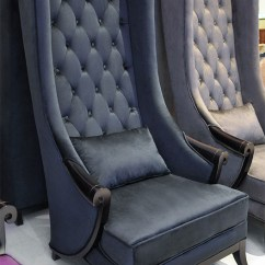 High Backed Chair White Leather Rocker Product Printer Friendly Page Click To See Larger Image Duchess Back Wing