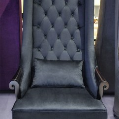 High Back Tufted Chair Mid Century Danish Product Printer Friendly Page Click To See Larger Image Duchess Wing