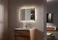 Jackeline Backlit LED Bathroom Mirror