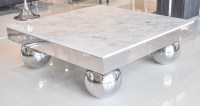 Marble Coffee Table - Lombardia Coffee Table