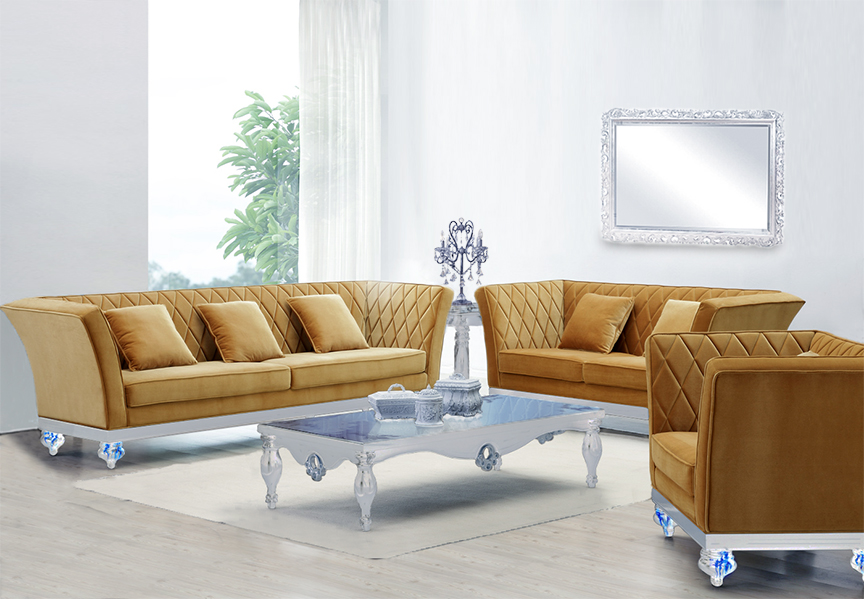 Living Room Sofa Set Cherise Part 60