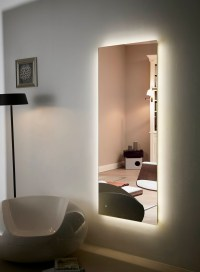 Backlit Mirror LED Bathroom Mirror Anzo IV