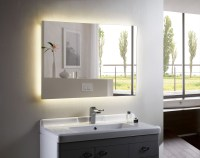Backlit Mirror LED Bathroom Mirror Anzo III