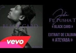 Joke ft Pusha T – Black Card (English lyrics) (Audio Only)