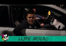 Lijpe Mocro – Hou je bek (English lyrics)