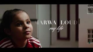 MARWA LOUD – My Life (English lyrics)