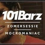 MOCROMANIAC – Zomersessie 2018 – 101 BARZ (English lyrics)