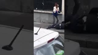 MOHA LA SQUALE's brutal arrest (shocking video)