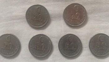 Comorian Francs